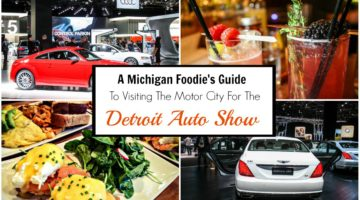 A Michigan Foodie's Guide to Visiting the Motor City for the Detroit Auto Show: Where to stay, eat, drink and explore! | EpicureanTravelerBlog.com