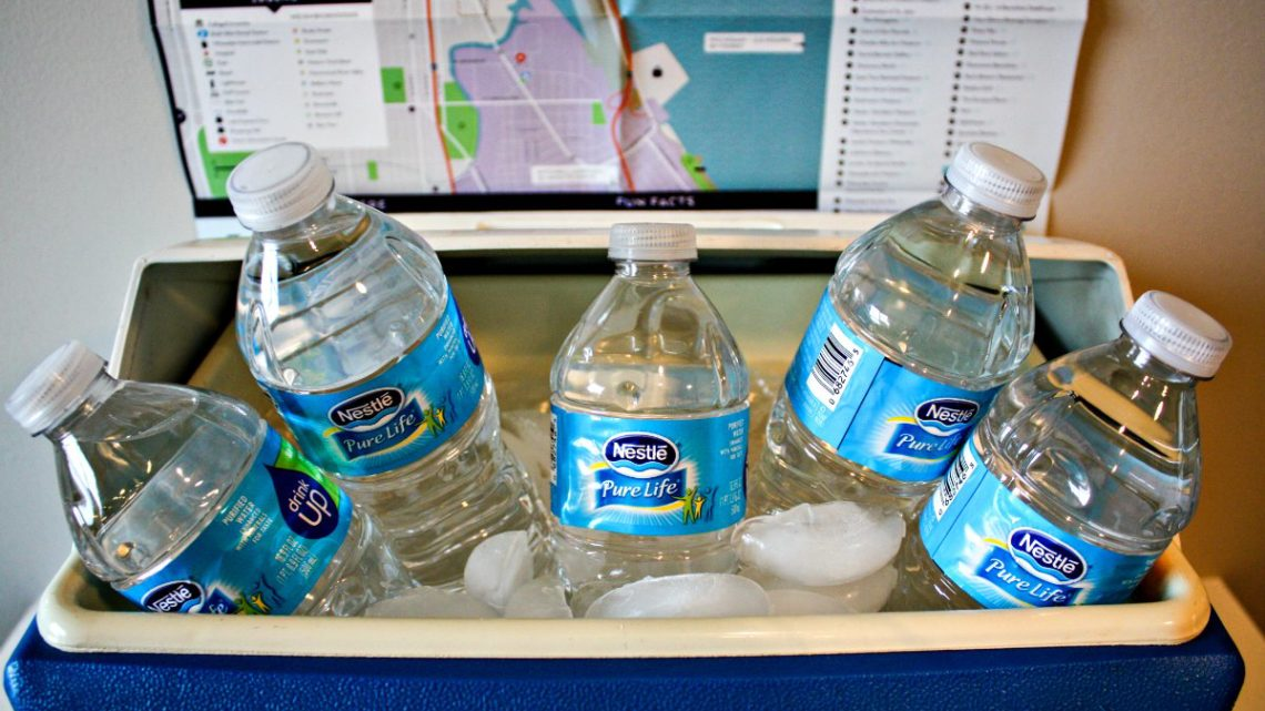 How to pack your cooler for a Midwest summer road trip with Nestle Pure Life | EpicueanTravelerBlog.com