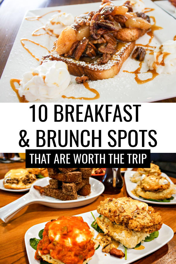 10 Drool-Inducing Breakfast & Bruch Spots That Are Worth The Trip