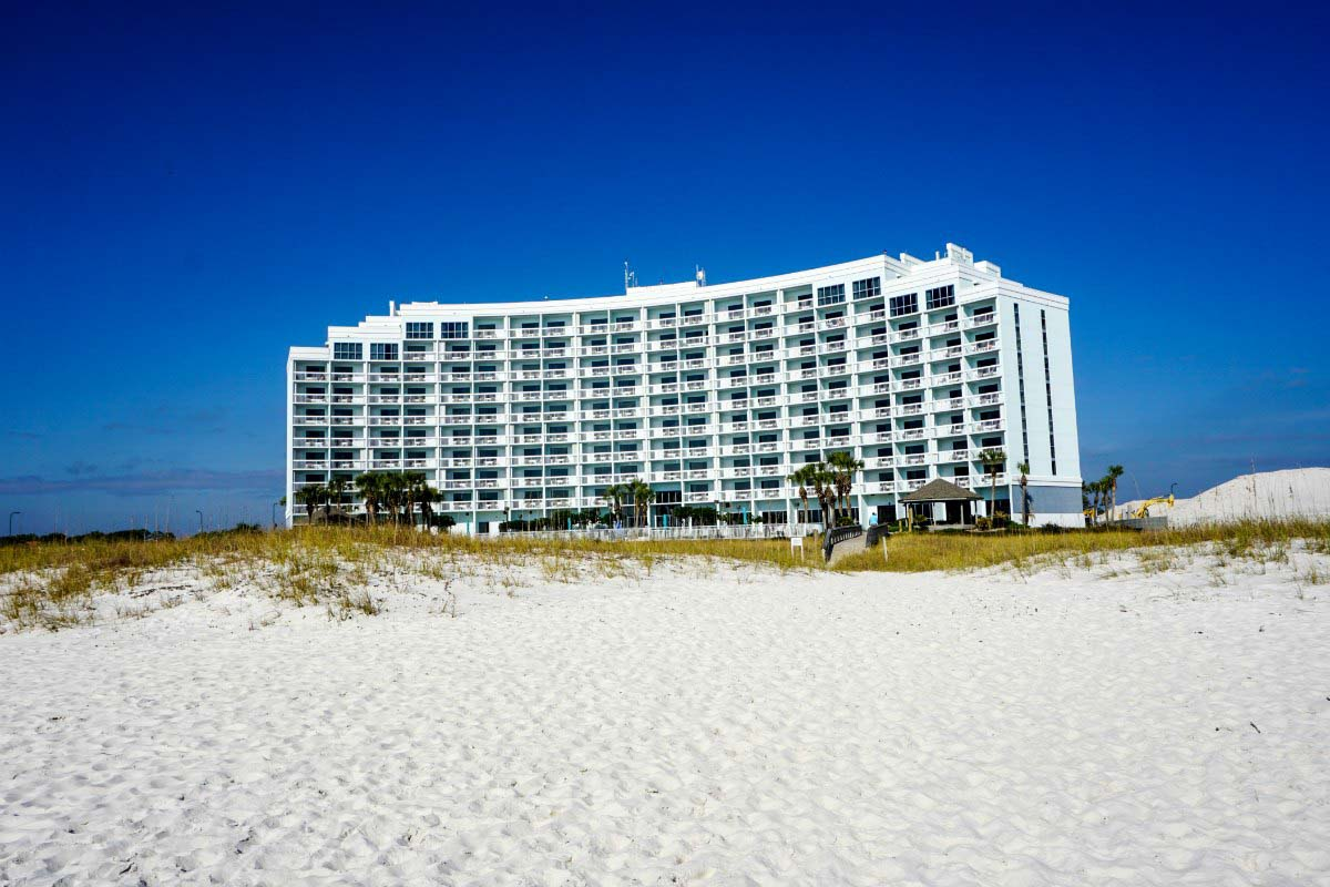 Island House Hotel Orange Beach A Doubletree By Hilton Alabama
