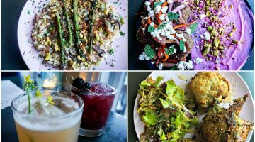 Where to eat in Ypsilanti, Michigan: Ollie Food + Spirits, a New American restaurant with a seasonal menu and craft cocktails #sponsored #YpsiReal #ErinInAnnArbor #ErinInA2