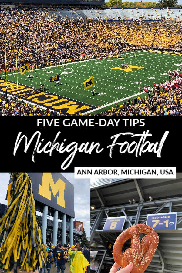 Michigan Football Game-Day Tips