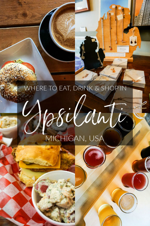 Where to eat, drink, and shop in Ypsilanti, Michigan