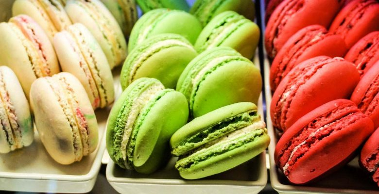 TeaHaus French Macarons in Ann Arbor, Michigan