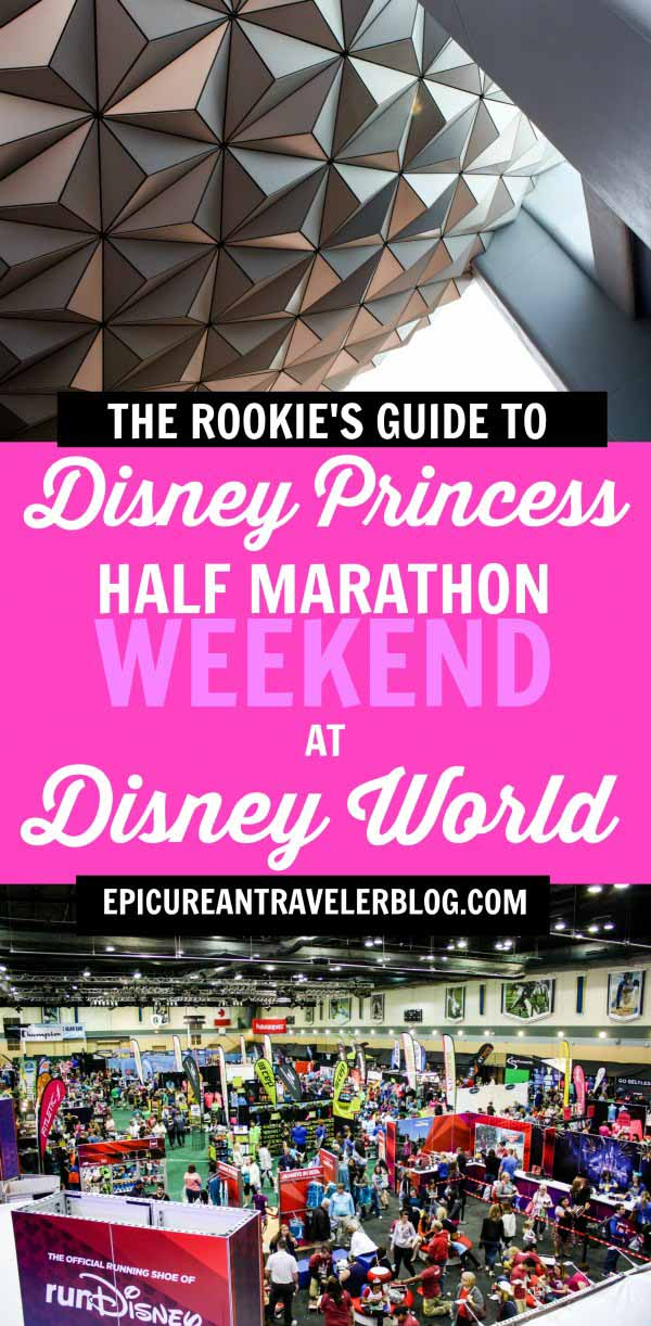 If you are running one of the Disney Princess Half-Marathon Weekend races at Disney World for the first time, this post shares what to expect and helpful tips for a successful and magical race at Disney World. Find your Florida travel tips today on EpicureanTravelerBlog.com!