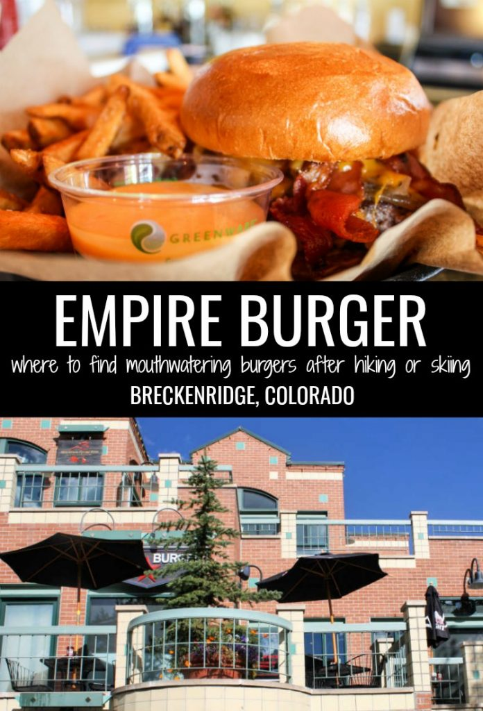 Empire Burger - burger joint in Breckenridge, Colorado