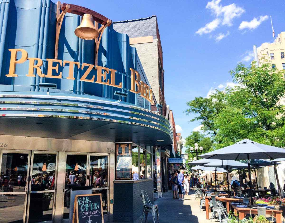 The Pretzel Bell, Ann Arbor, Michigan