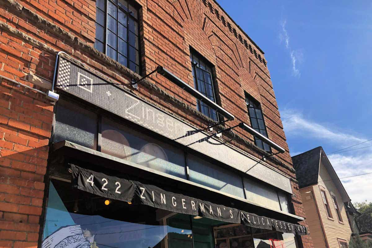 Zingerman's Delicatessen, Ann Arbor, Michigan