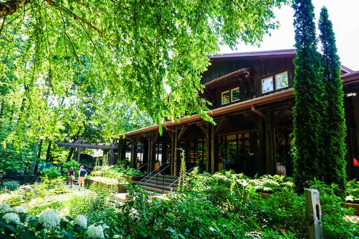 Oliver Winery in Bloomington, Indiana