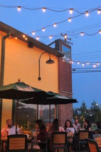 Upland Bloomington Brewpub Patio