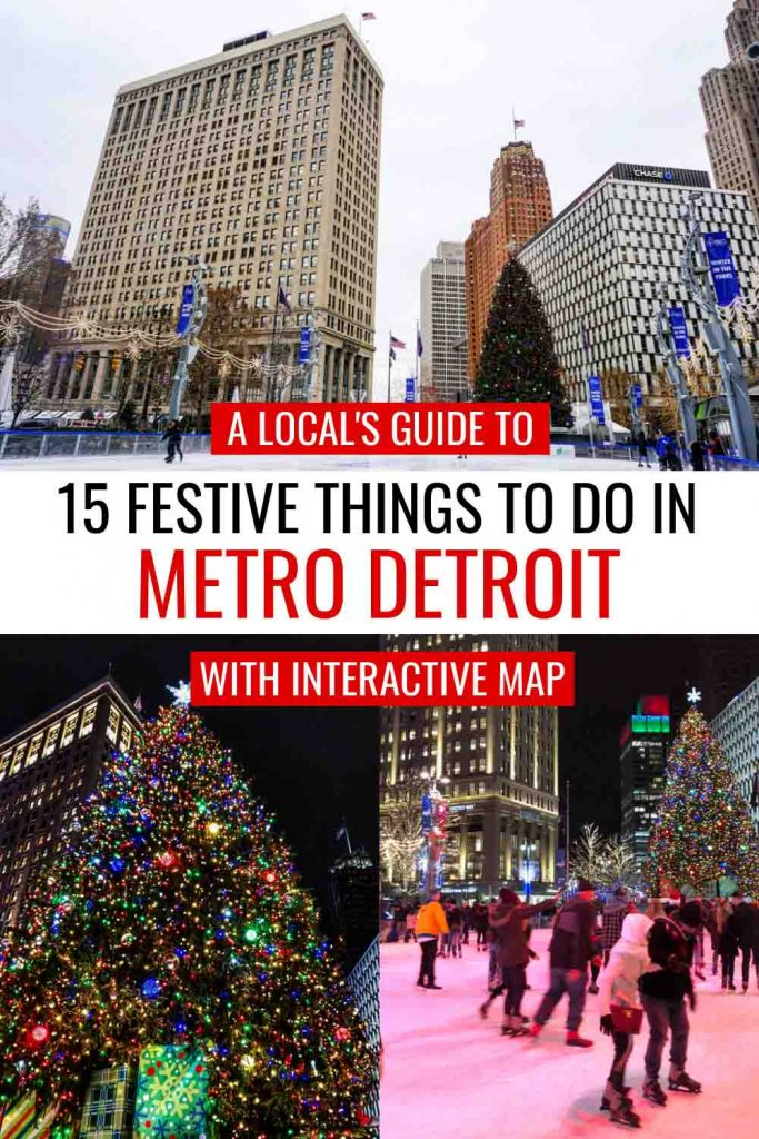 15 Festive Things to Do in Metro Detroit