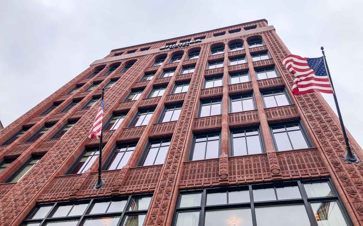 Where to stay in Detroit at the holidays: The Shinola Hotel