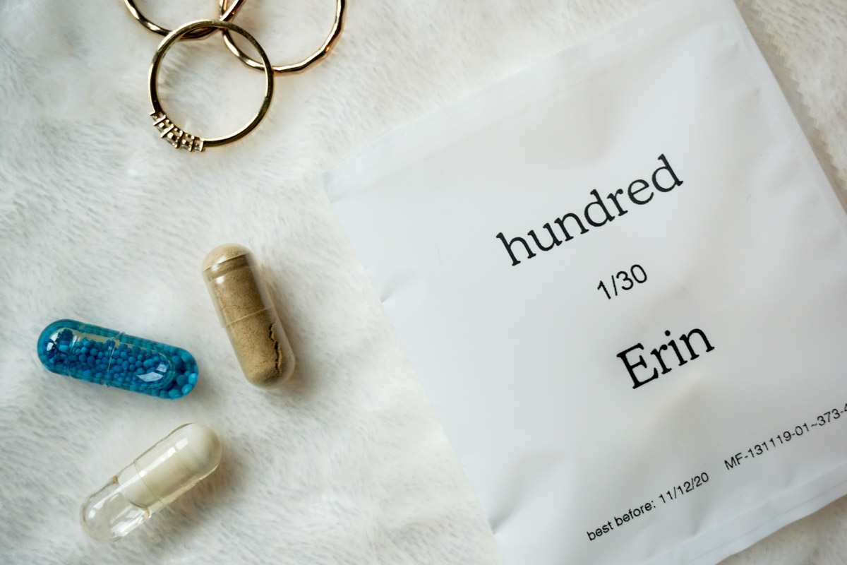hundred is a digital subscription service that provides personalized vitamin packs based on a holistic online assessment and guidance from a nutrition expert. The daily vitamin sachets are particularly convenient for travel and on-to-go lifestyles. #sponsored #hundred #vitamins #supplements #traveltips #healthtips #travelhealth