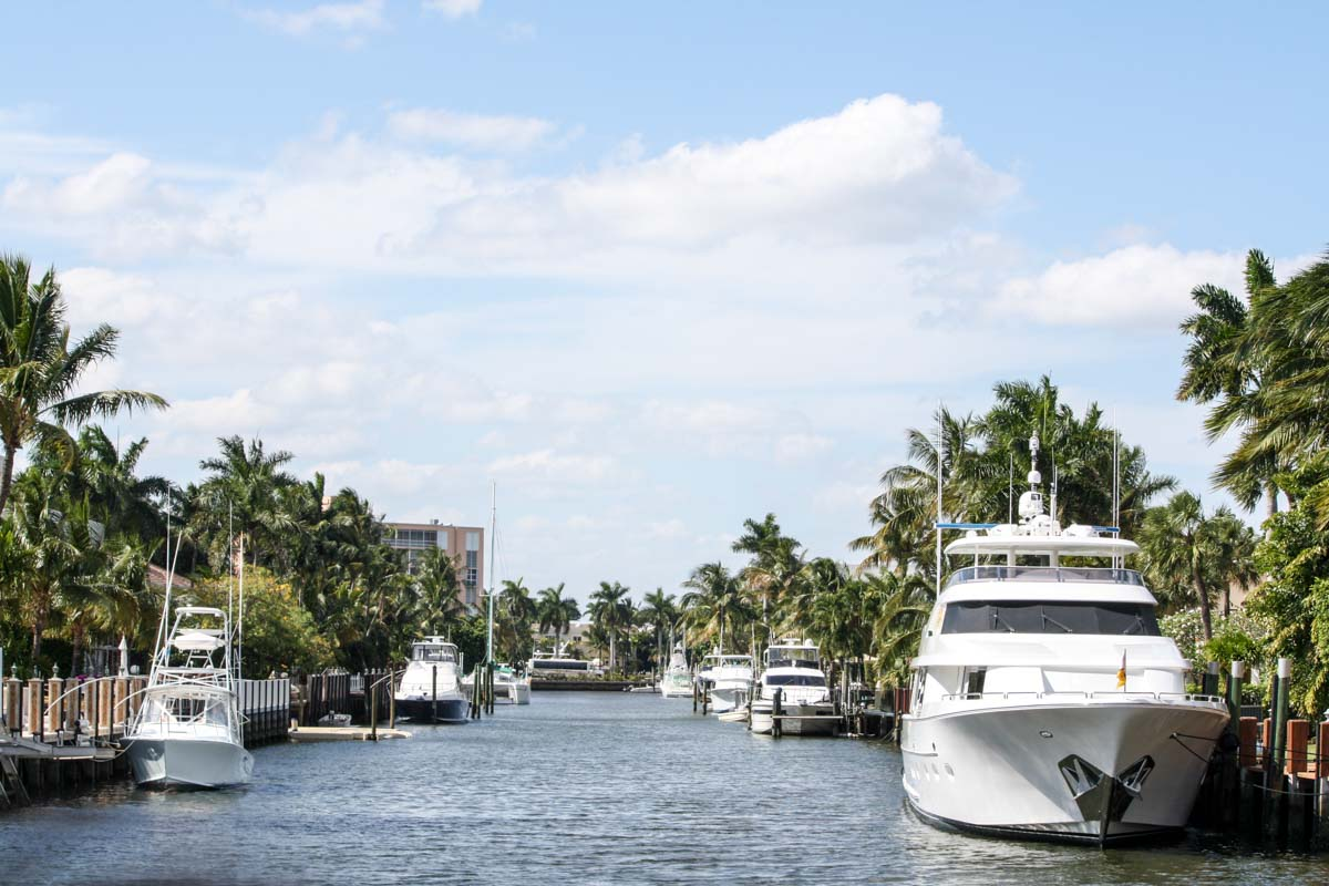 Fort Lauderdale, Florida - Venice of America