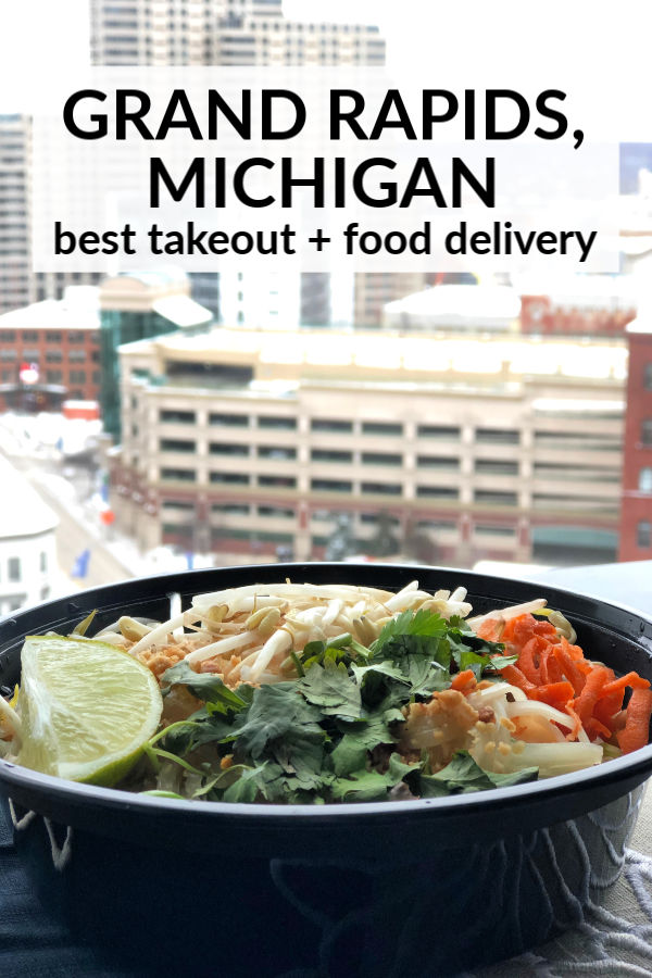 Best takeout and food delivery in Grand Rapids, Michigan
